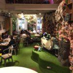 IG熱門打卡景點「奧蘿茉OROMO CAFE」